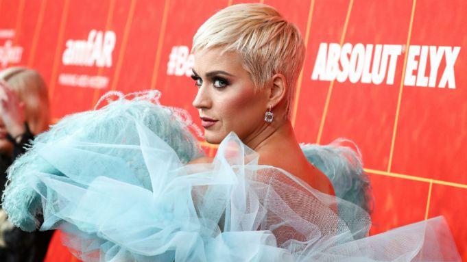 Katy Perry amfar