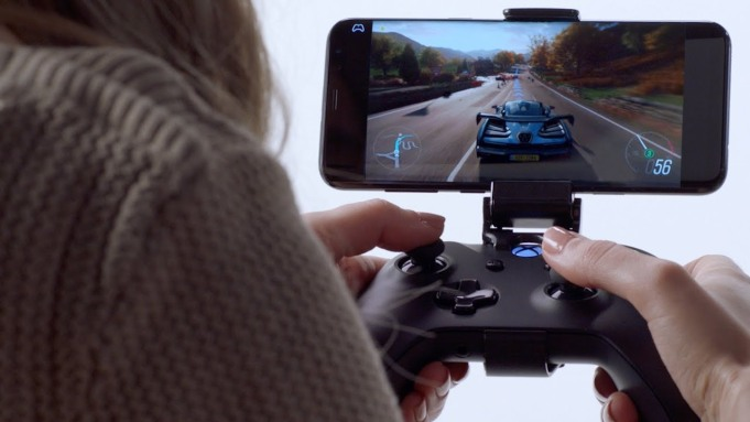 Microsoft Unveils Game Streaming Technology Project