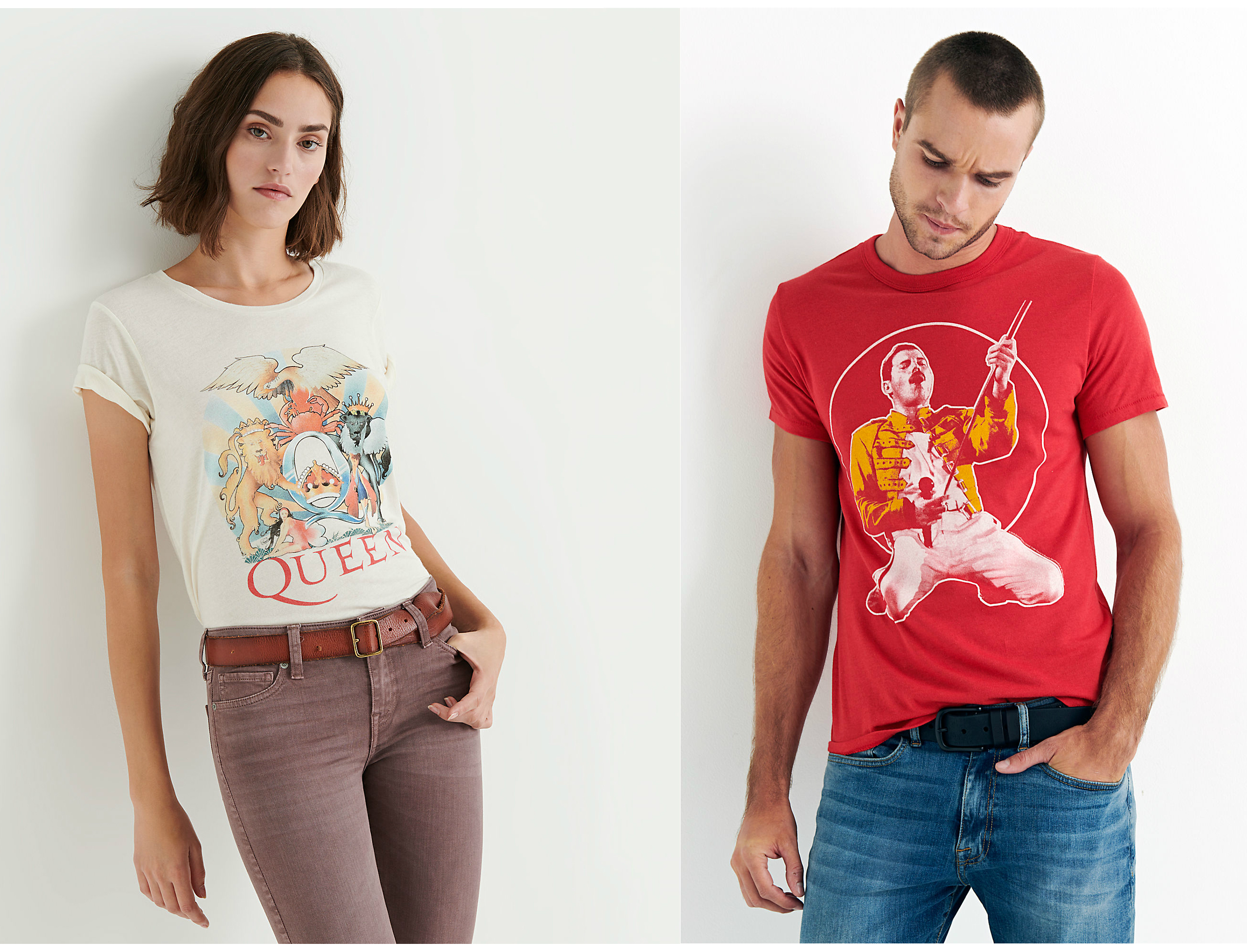 queen bohemian rhapsody style lucky brand collection