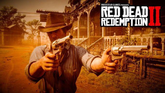 New 'Red Dead Redemption 2' Trailer