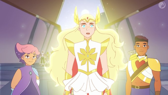 'She-Ra' Reboot Star Denounces Criticisms of