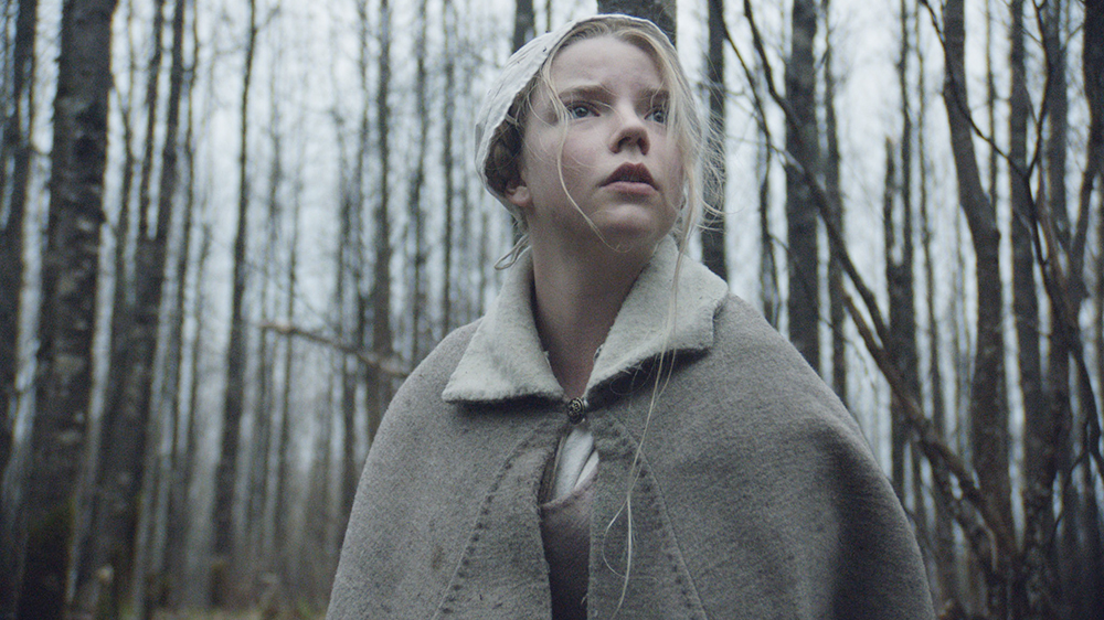 Editorial use only. No book cover usage. Mandatory Credit: Photo by Parts And Labor/Rt Features/Rooks Nest/Upi/Kobal/REX/Shutterstock (5879092i) Anaya Taylor-Joy The Witch - 2015 Director: Robert Eggers Parts And Labor/Rt Features/Rooks Nest Entertainment/Upi USA/UK/CANADA/BRAZIL Scene Still Horror The Witch - A New-England Folktale