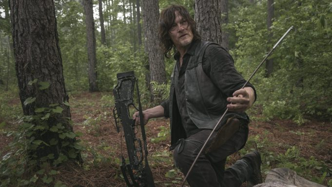 Norman Reedus as Daryl Dixon- The