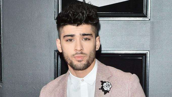 Zayn Malik60th Annual Grammy Awards, Arrivals,