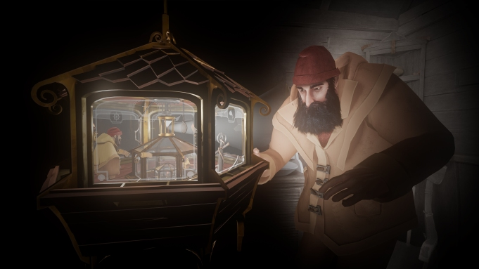 Mind-Bending VR Game 'A Fisherman's Tale'