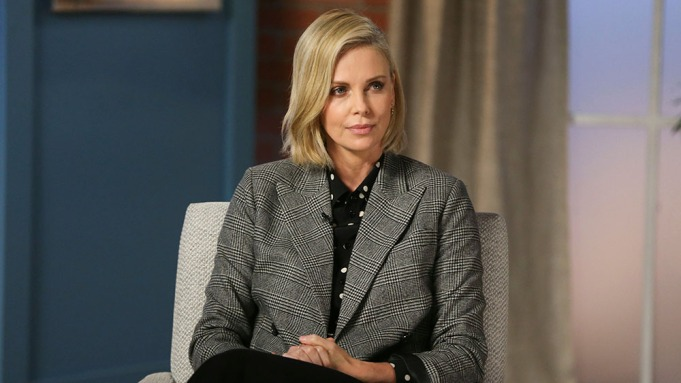Charlize Theron Actors on Actors