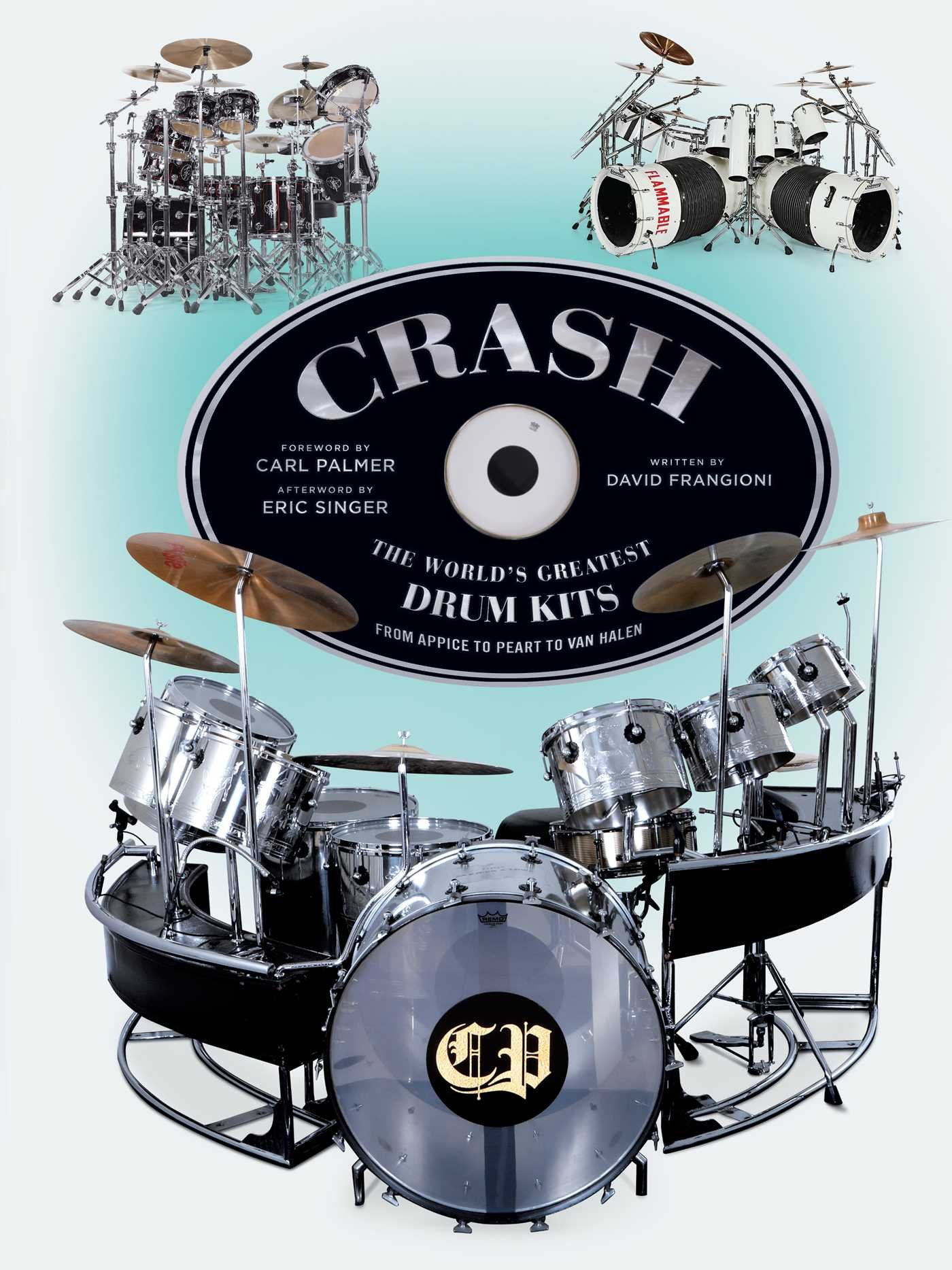 best rock and roll drummers drum kits crash book
