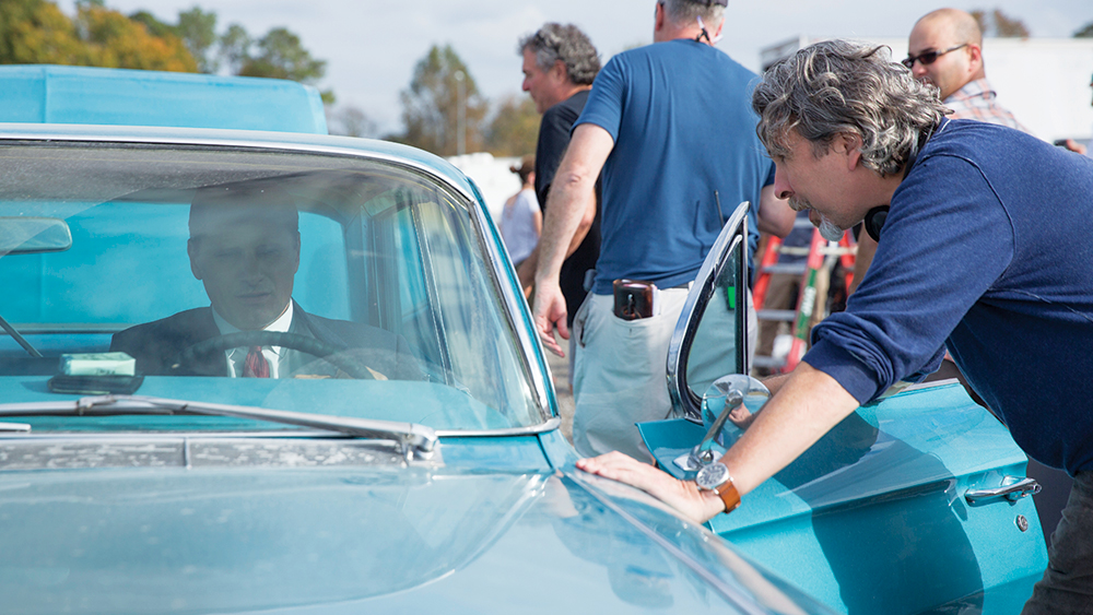 Green Book Director Peter Farrelly On Production Crew Variety