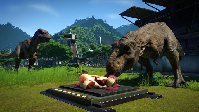 New 'Jurassic World Evolution' Expansion Features
