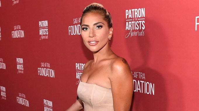 Lady GagaSAG-AFTRA honors Lady Gaga and