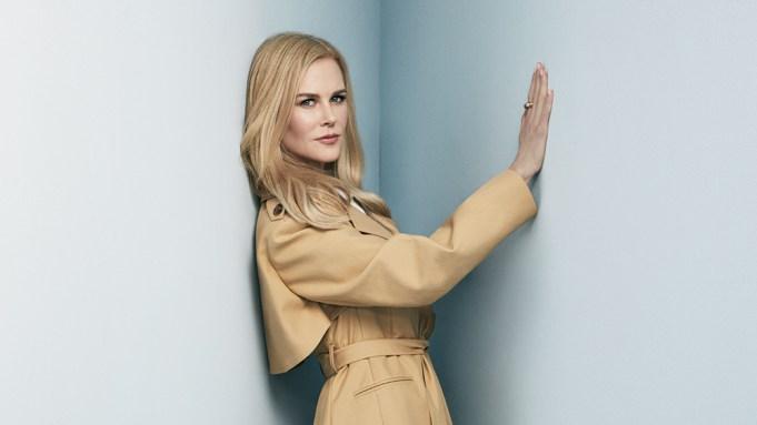 Nicole Kidman Variety Cover Story