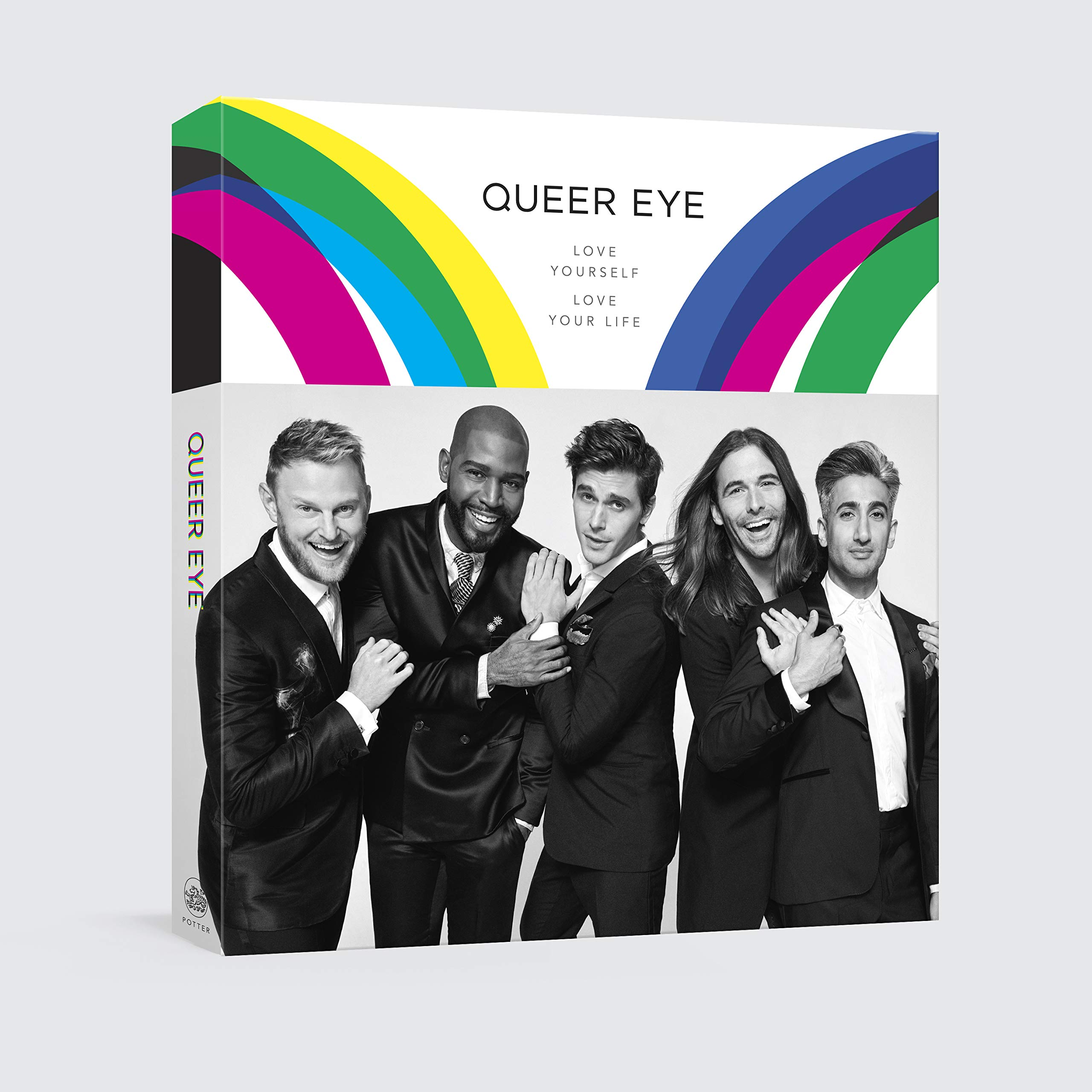 queer eye book review love yourself