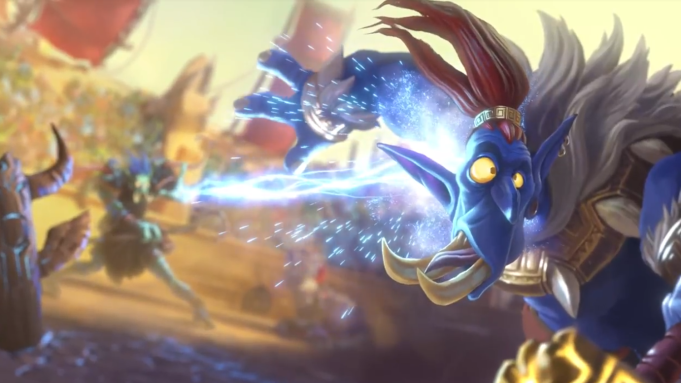 Latest 'Hearthstone' Expansion Is The Troll-Themed