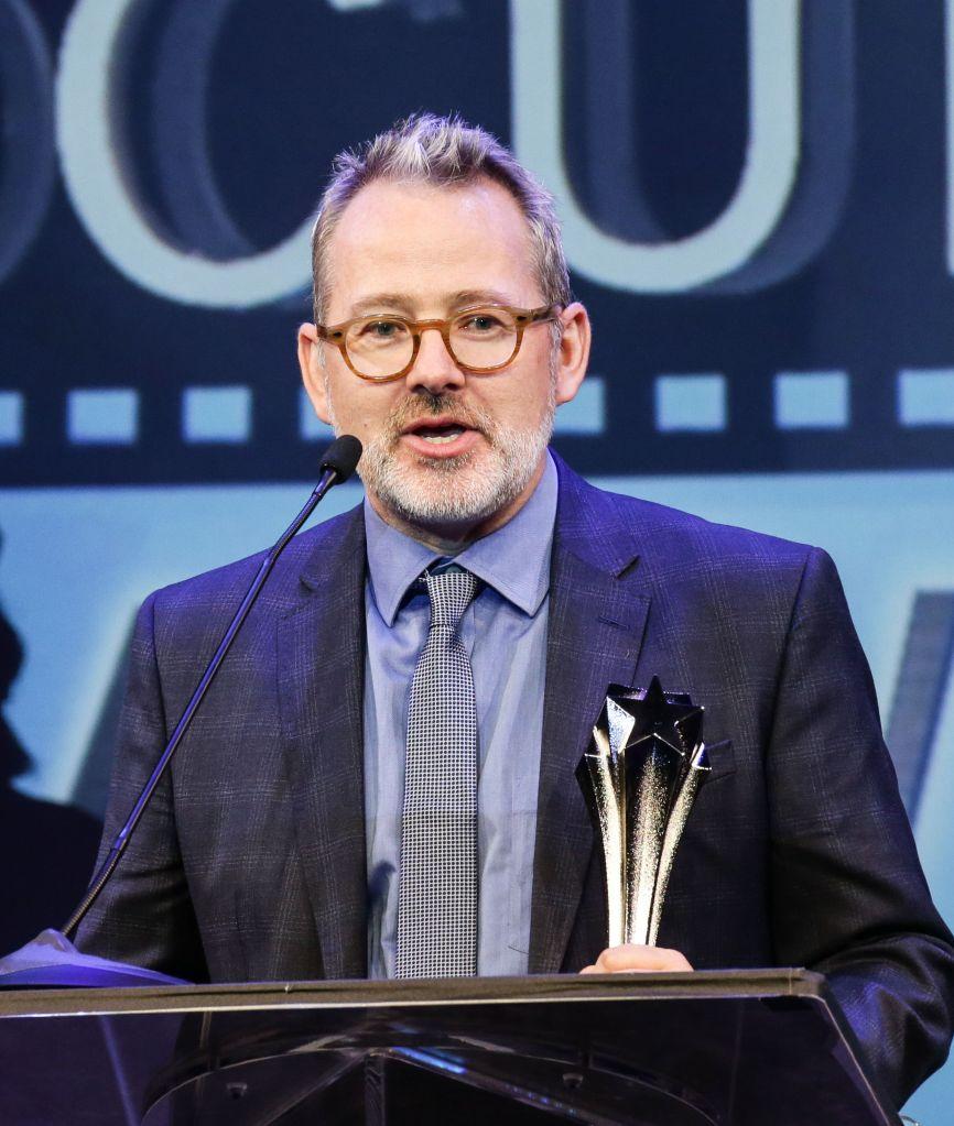 Morgan Neville Critics Choice Documentary Awards, Show, New York, USA - 10 Nov 2018