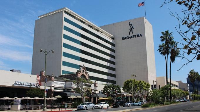 SAG-AFTRA HQ