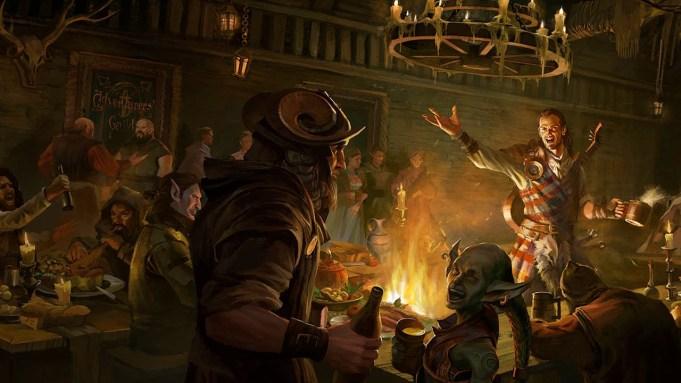 Microsoft Acquires 'The Bard's Tale' Developer