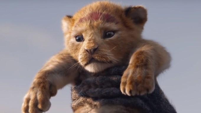 The Lion King Teaser