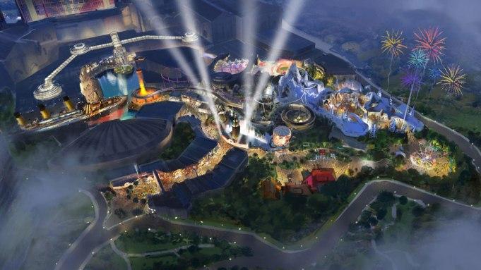 Fox Theme Park In Malaysia In Jeopardy Amid Disney Merger Variety