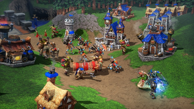 'Warcraft III Reforged' Coming Next Year