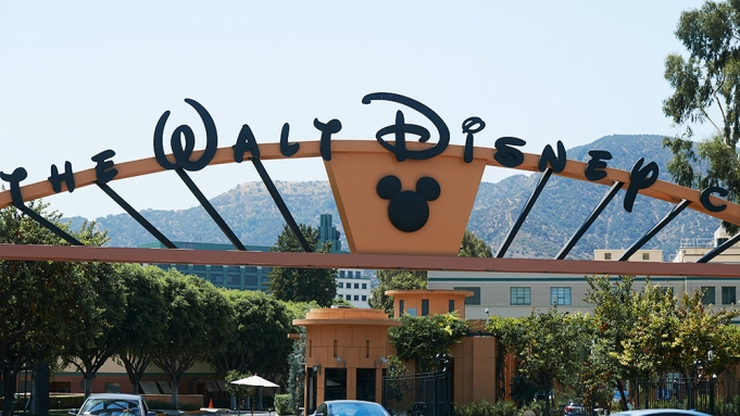 Walt Disney HQ LA