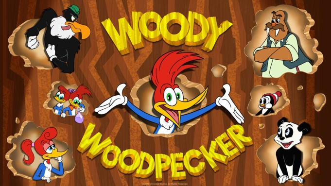 New Series of Woody Woodpecker to