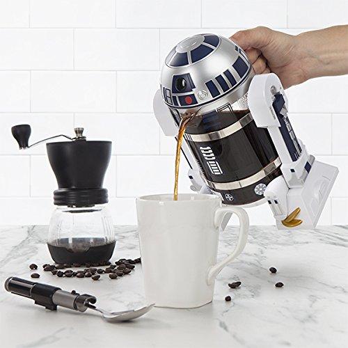 star wars coffee press R2D2