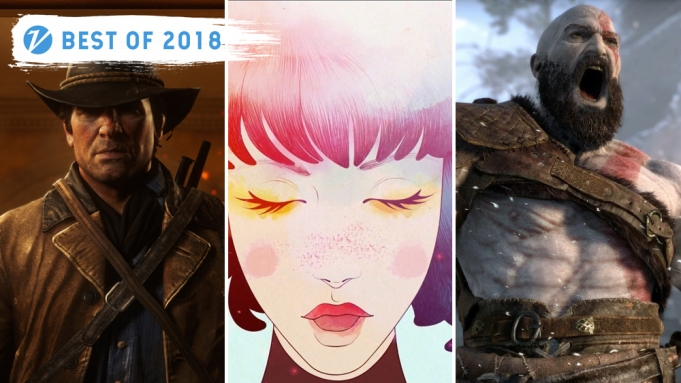 Best Video Games of 2018