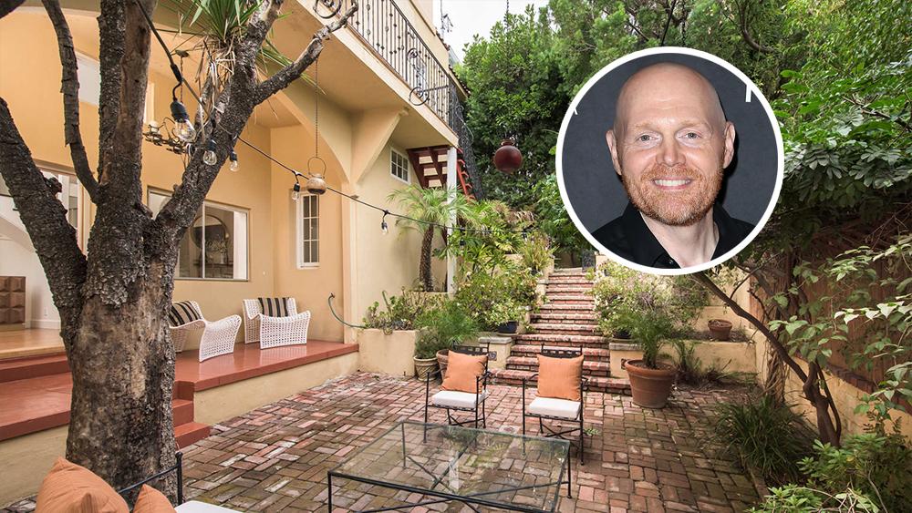Comedian Bill Burr Sells Los Feliz House Variety