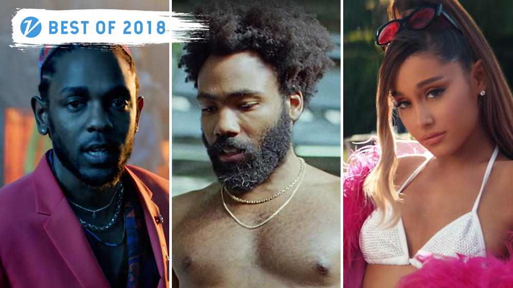 Watch The Top 10 Music Videos Of 2018 Variety