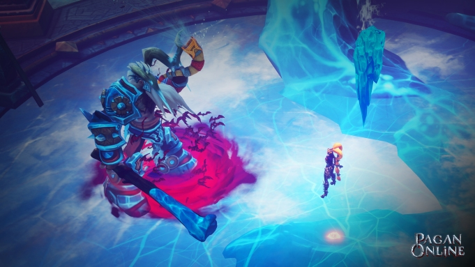 Action-RPG 'Pagan Online' Gets Its First