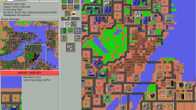 Long-Lost NES Port of 'SimCity' Resurfaces