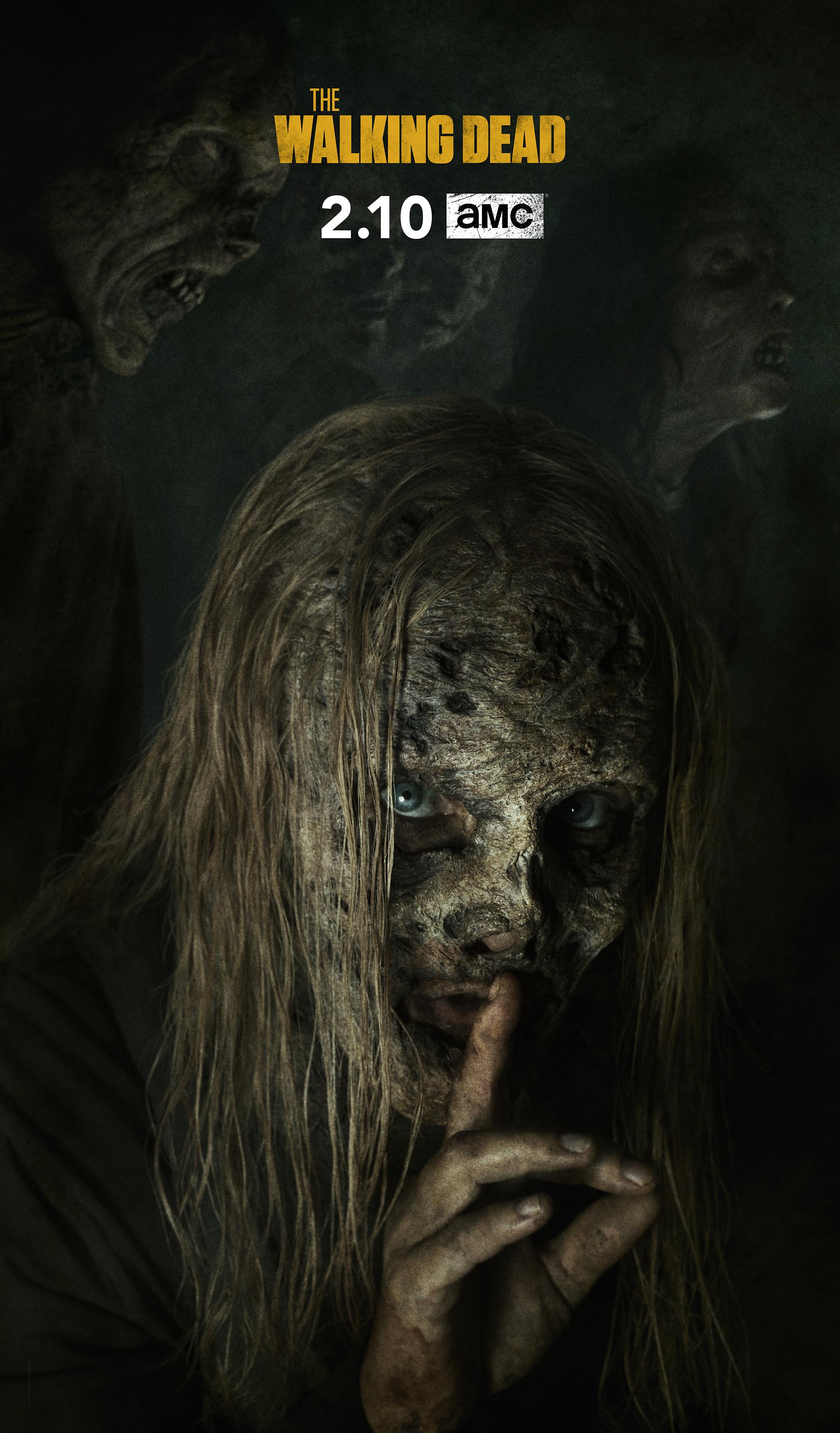Walking Dead Season 9 Whisperer