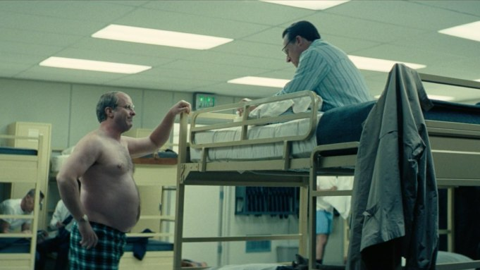 Why Christian Bale's Shirtless 'Vice' Scene