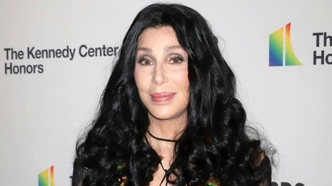 Bob Mackie, Costume Designer and Cher'The