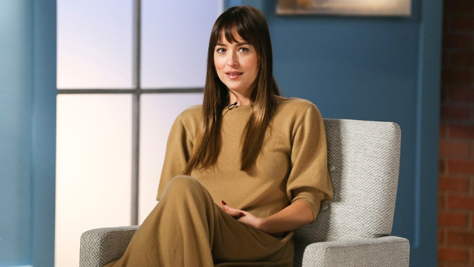 Dakota Johnson Actors on Actors
