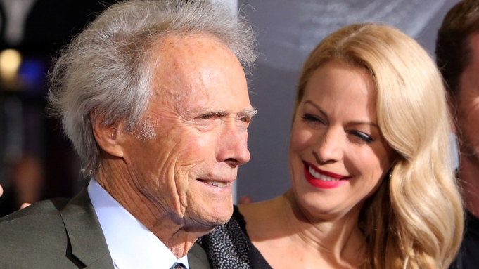 Clint Eastwood and Alison Eastwood'The Mule'