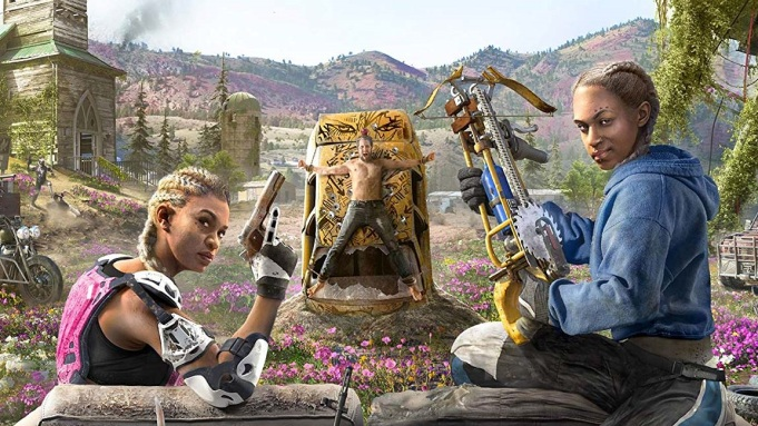 Ubisoft Officially Reveals 'Far Cry: New