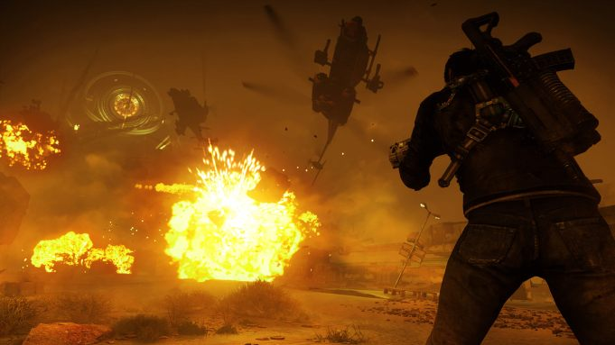 'Just Cause 4' is Meant to