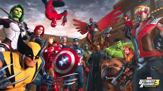 'Marvel Ultimate Alliance 3: The Black
