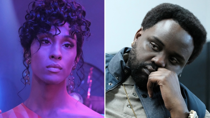 MJ Rodriguez Brian Tyree Henry