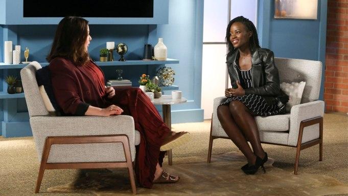 Melissa McCarthy and Lupita Nyong'o Talk