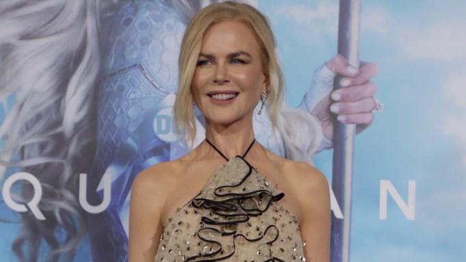 Nicole KidmanWarner Bros. Pictures World Premiere