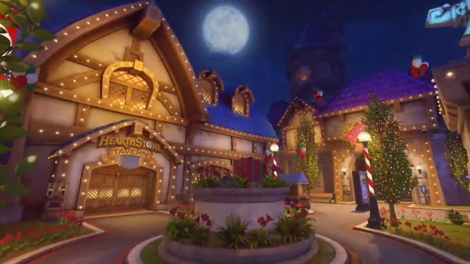 'Overwatch' Winter Wonderland is Live