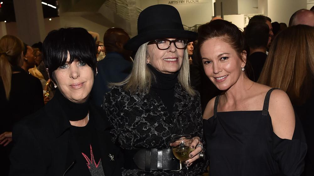 Diane Warren, Diane Keaton and Diane Lane Academy Museum Unveils Fully Restored Saban Building, Los Angeles, USA - 04 Dec 2018