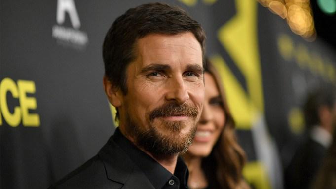Christian Bale'Vice' film premiere, Arrivals, Los