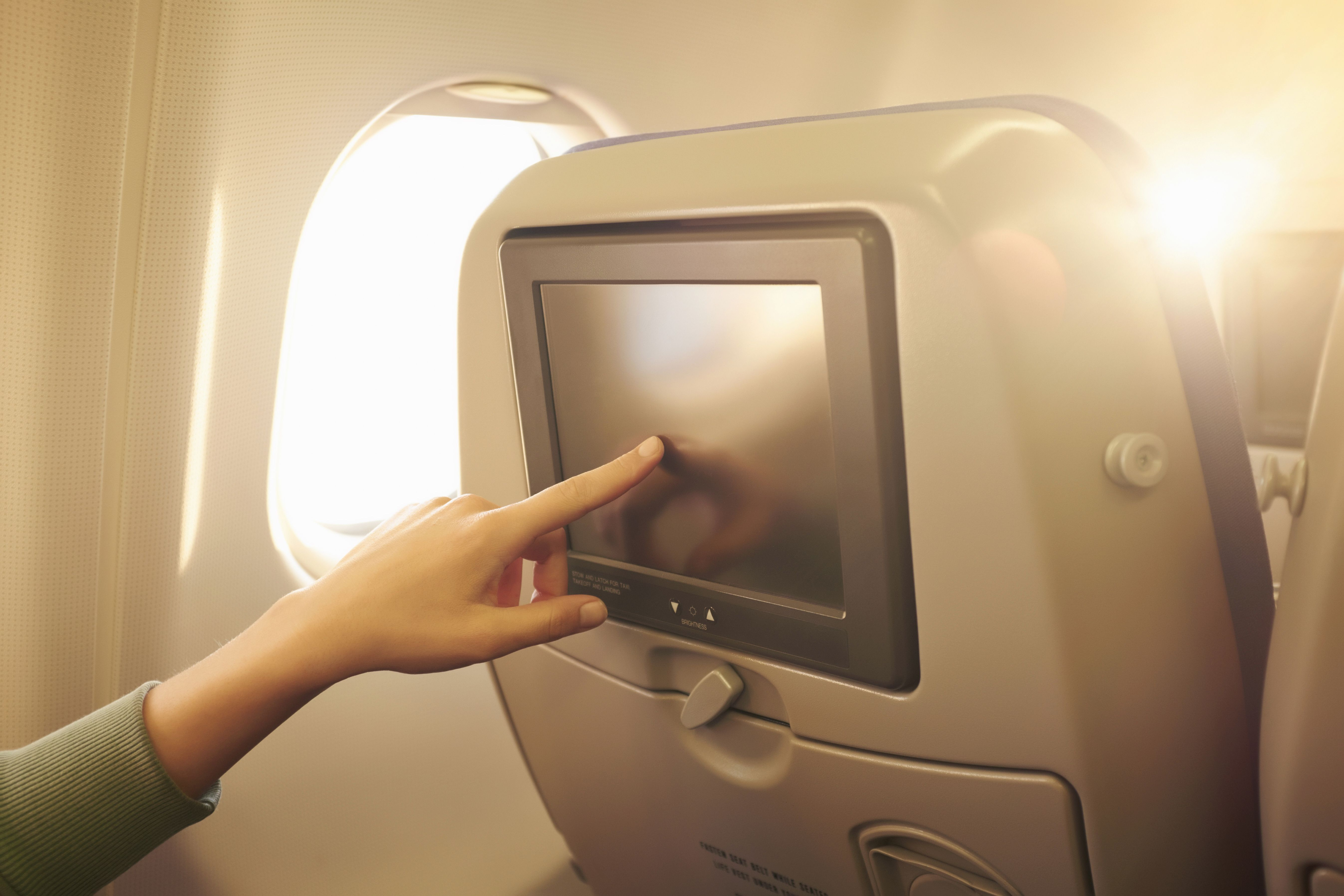 best airlines inflight entertainment movies tv wifi
