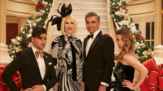 Schitts Creek Christmas Special 2020 Where To Watch TV Review: 'Schitt's Creek' Christmas Special   Variety