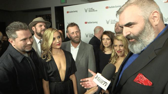 'Red Dead Redemption 2's' Voice Actors