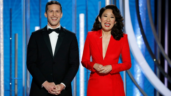 76th ANNUAL GOLDEN GLOBE AWARDS --
