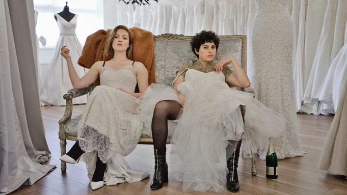 Holliday Grainger and Alia Shawkat appear